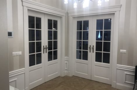 Barański drzwi wewnętrzne linii classic