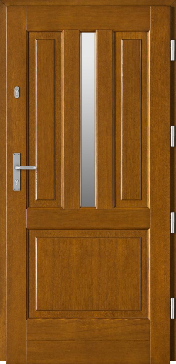 Drzwi zewnętrzne Barański Linia Classic